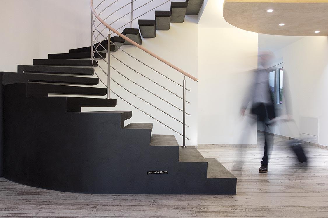 Naici calendario 2018 resina architettura 6