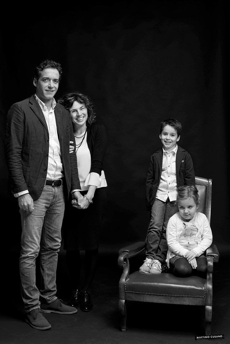 foto famiglia studio