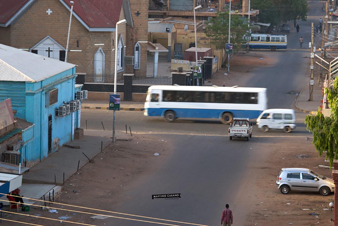 vie di Khartoum