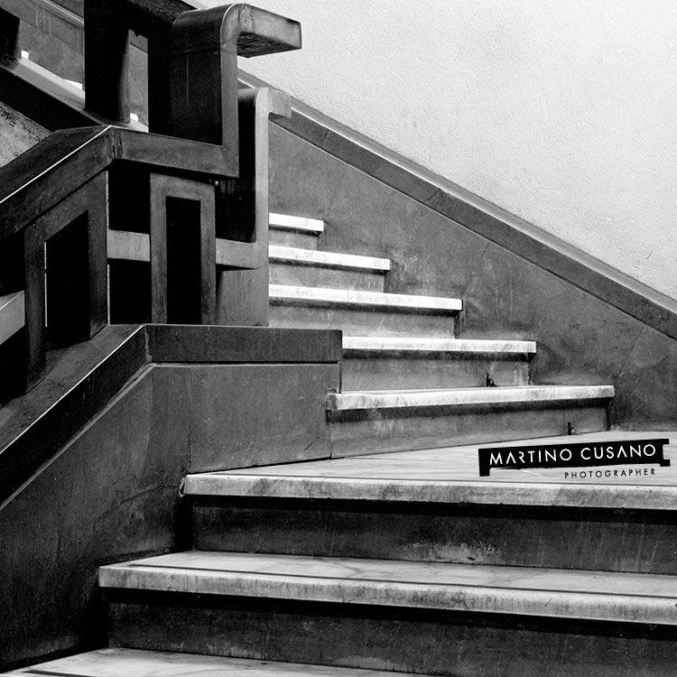 light and architecture Latina razionalista hasselblad 7
