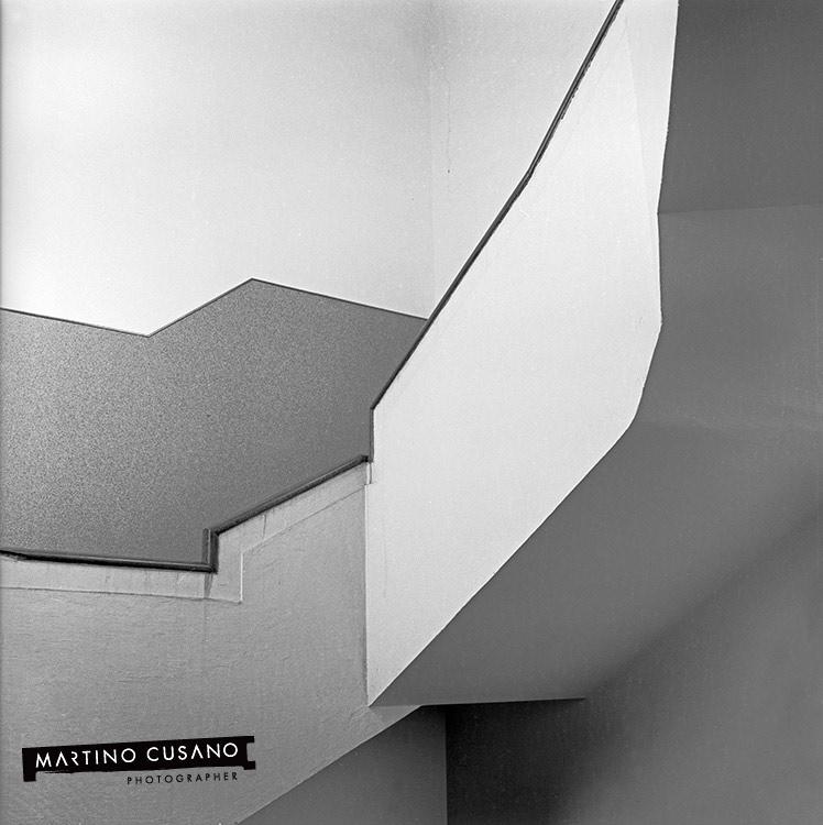 light and architecture Latina razionalista hasselblad 4