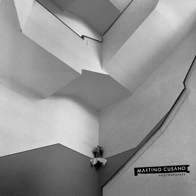 light and architecture Latina razionalista hasselblad