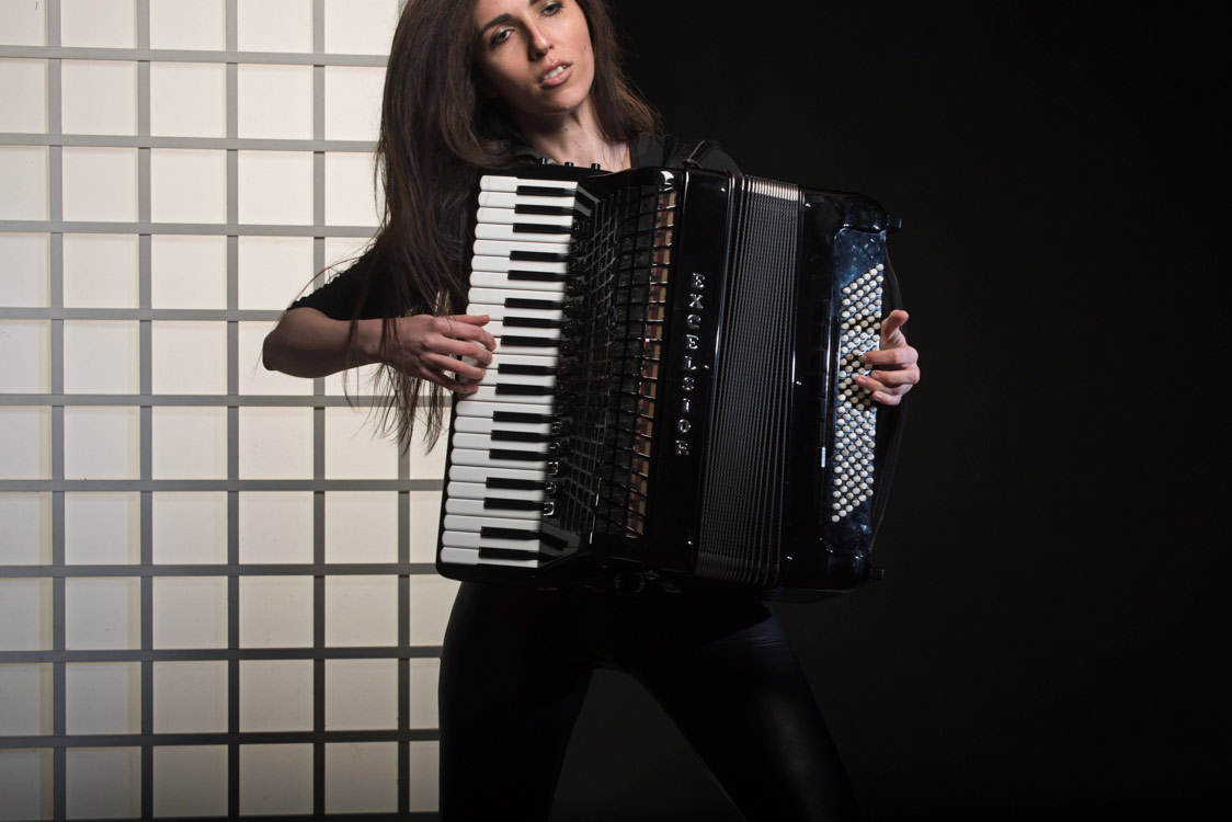 Aurelia musica fisarmonica