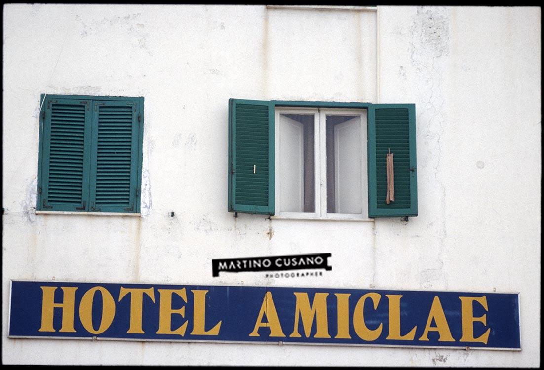 Hotel amiclae
