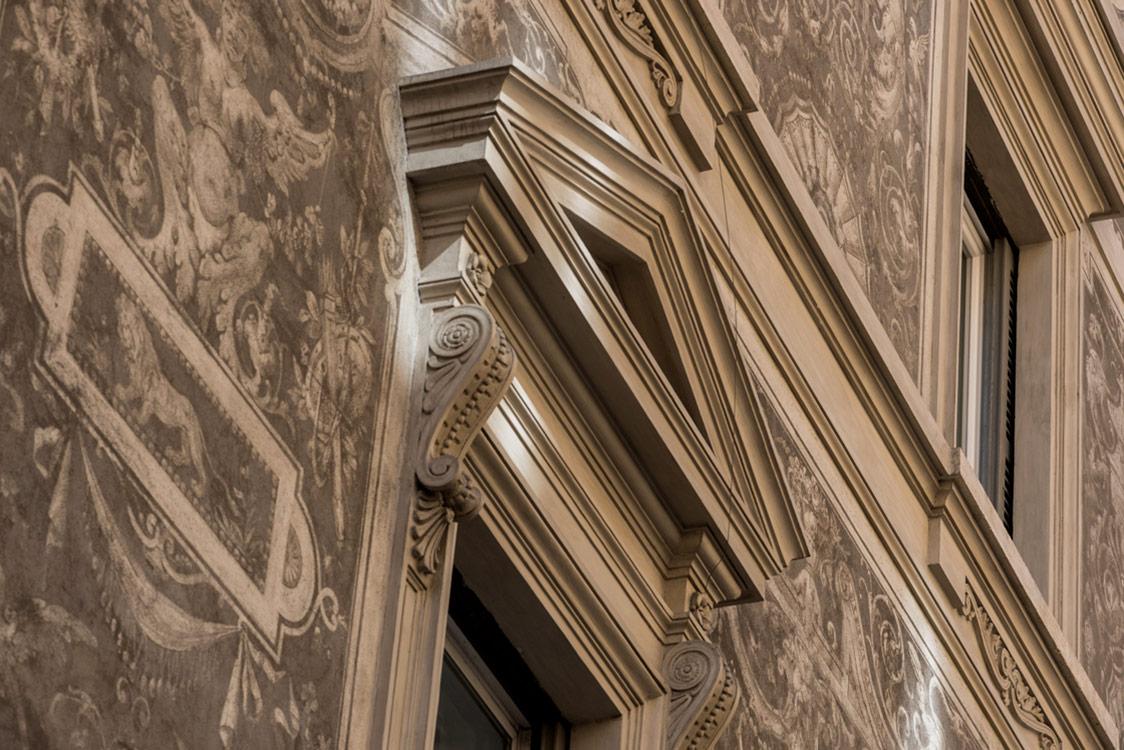 Rome external hotel