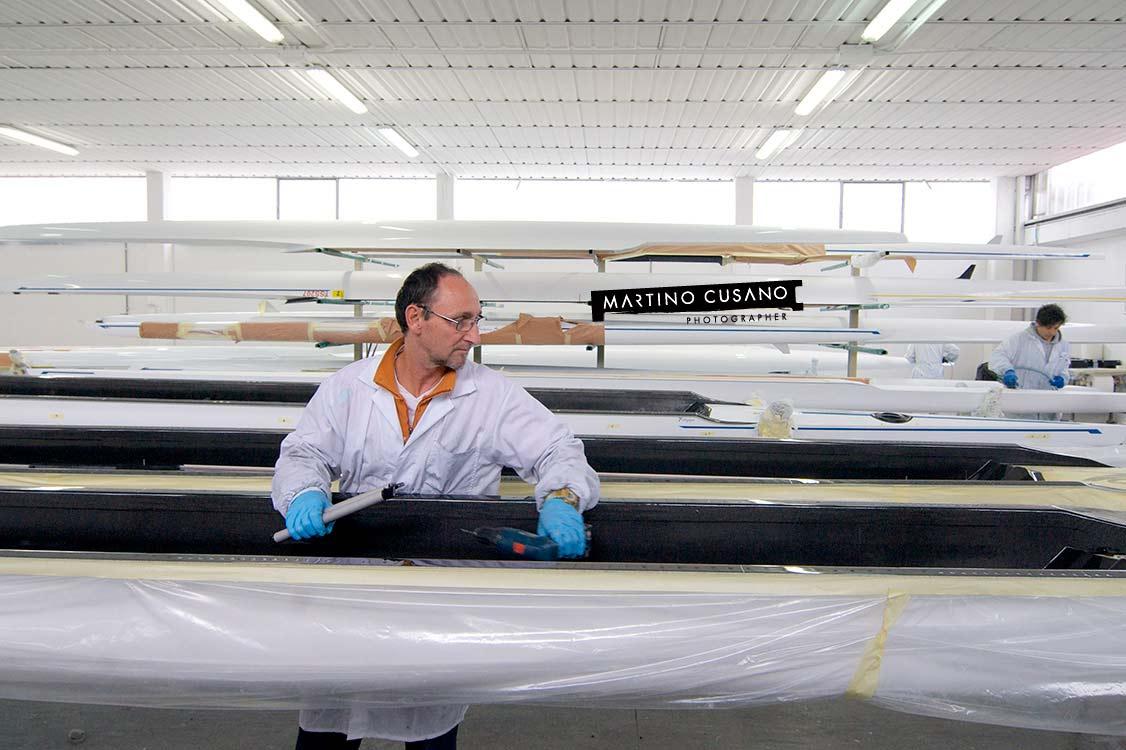 filippi boat production